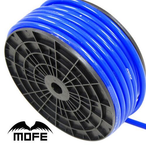 50Meter 3mm Silicone Vacuum Hose Blue/Black/Yellow/Red Silicone Vacuum Pipe Tubing