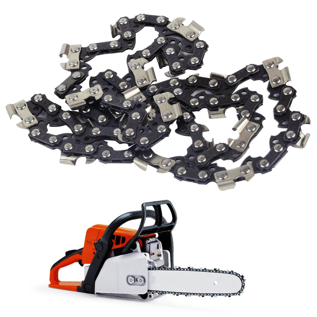 12 Chainsaw Chain 44DL For Stihl MS170//MS180//MS181//MS190//MS210 Chainsaw Parts #
