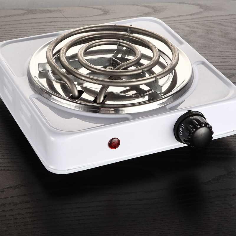 فرن كهربائي رائج البيع لوح تسخين 1000 وات سخان مطبخ للطبخ والقهوة موقد للشيشة أنابيب تدخين فحم لوح تسخين صغير Ho