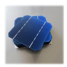 200pcs 125x125MM Mono Solar Cells High power 2.6W Monocrystalline Solar Panel