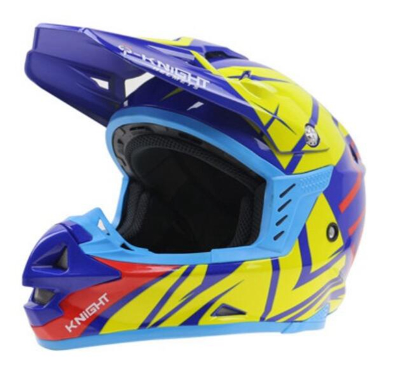 Knight Brand Motocross Helmet Casco Motorcycle racing Casque KG01 2017 new knight protection gxt flip up motorcycle helmet g902 undrape face motorbike helmets made of abs and anti fogging lens