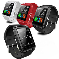 MORCUX Bluetooth Smart Watch U8 Wrist Watch U8 SmartWatch For IPhone 4 4S 5 5S 6