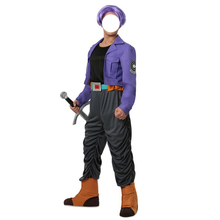 Dragon Ball Z Android Trunks Cosplay Costume