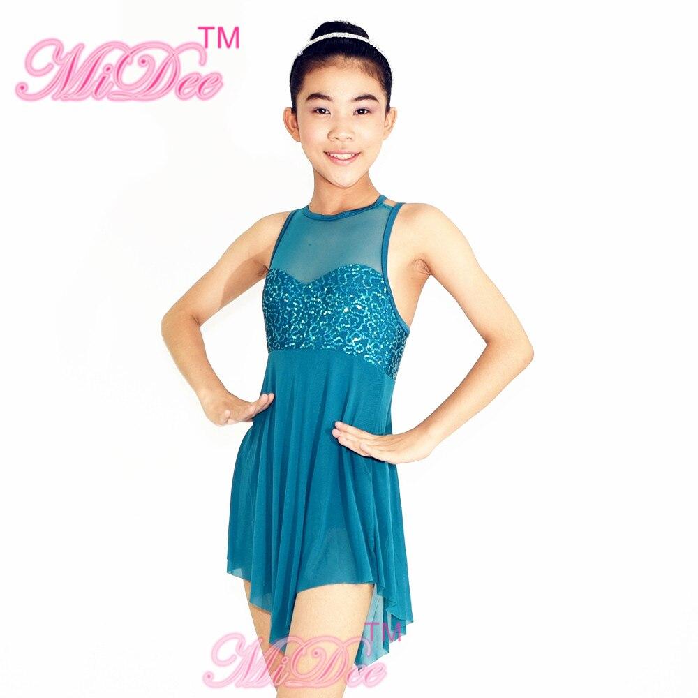 Modern ballet costume ballet dresses for women children girl dress
