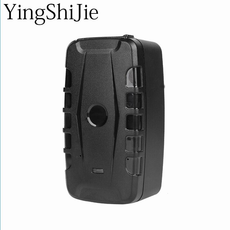 YingShiJie сеть WCDMA 3G и GSM GPRS трекер автомобиля 20000 мАч сильный Магнит в режиме реального времени местоположение устройства слежения локатора