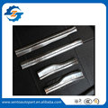 High quality stainless steel internal door sill scuff plate for Yaris L 2014 2015