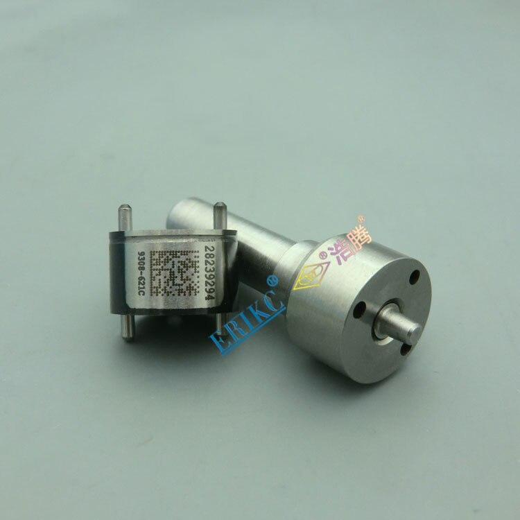 Prix pour ERIKC 7135-650 injecteur réparation kits valve 9308-621C, buse L157PBD pour EJBR04701D (A6640170222) KYRON D20DT