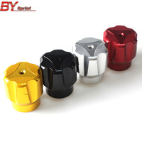 Motorcycle Accessories Rear Shock Spring Preload Adjuster For DUCATI DIAVEL 11 15 (Red) Multistrada 1200 ABS 2010 2014