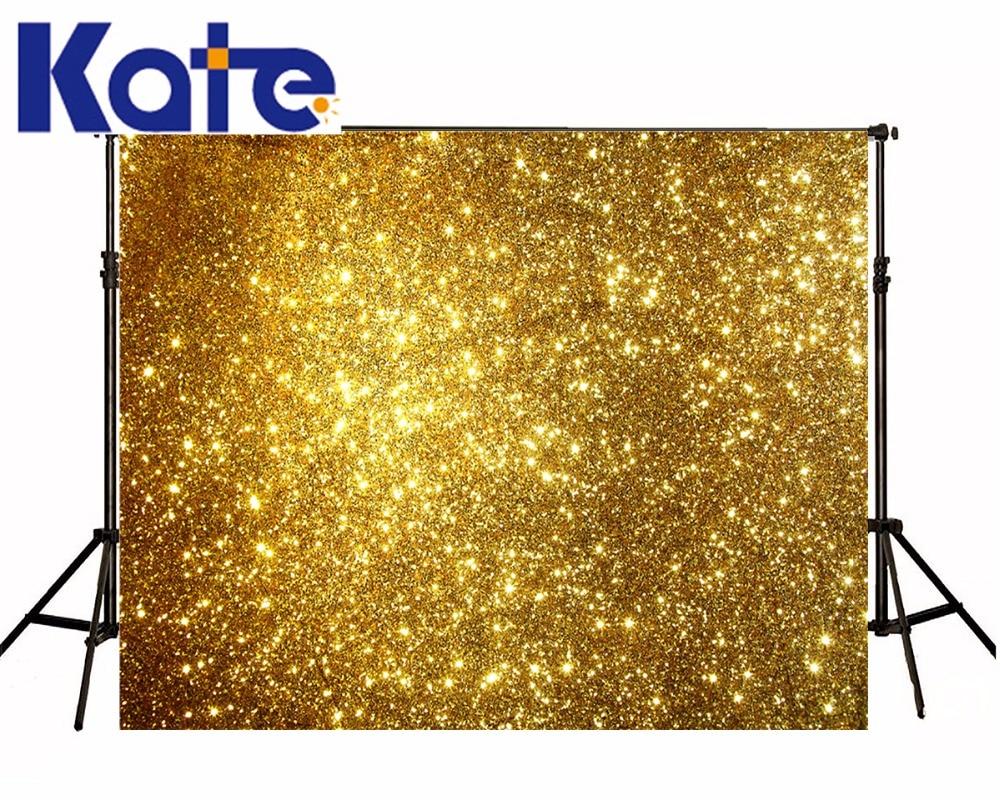 KATE Photo Background Golden Bokeh Backdrop Party Theme Backdrops Convites Decoration Background for Photo Studio