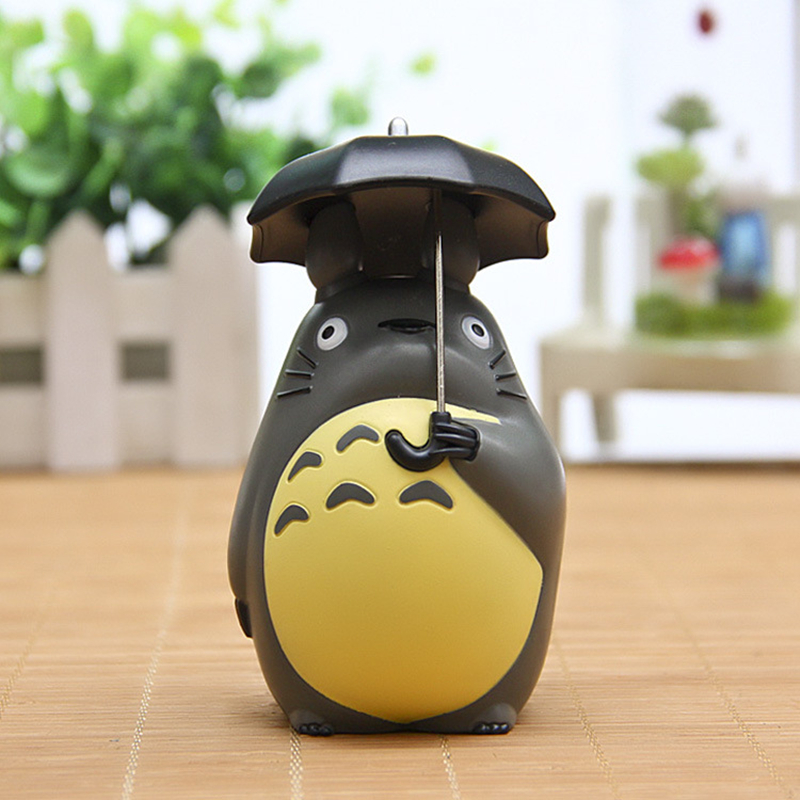 Big Totoro Action Figure Toy My Neighbor Totoro Action Figures Doll Juguete Birthday Gift Toy Party Home Decoration LTT9592