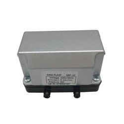 Mini Air Pump 220V 6W Ozone Pump Pressure 30 KPa Electric Air Pump Aquarium QBF-10