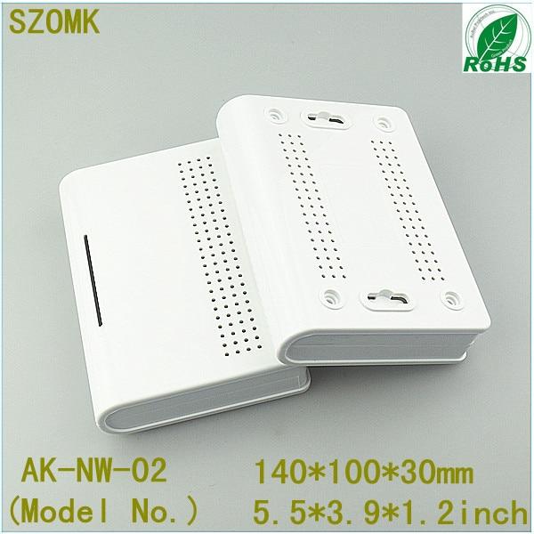 (1 pc) white small  plastic network  enclosure DIY PCB aluminum project box case140*100*30 mm 5.5*3.9*1.2 inch e cap aluminum 16v 22 2200uf electrolytic capacitors pack for diy project white 9 x 10 pcs