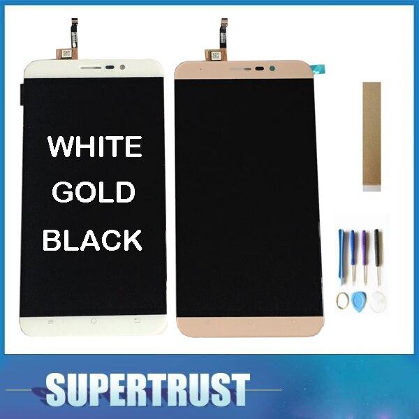 1 PC/Lot pour Cubot dinosaure LCD affichage + écran tactile numériseur assemblée remplacement blanc or noir couleur avec outils 5.5 pouces