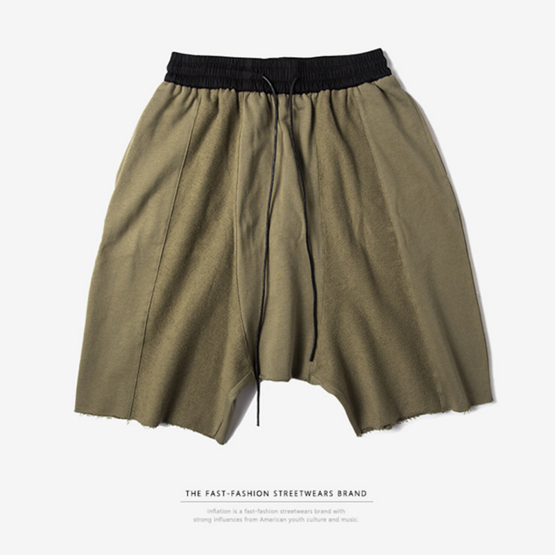 Baggy High Waist Shorts Promotion-Shop for Promotional Baggy High ...