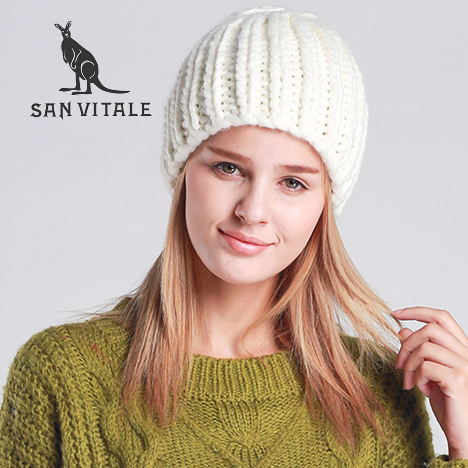 Scarves Women'S   Skullies     Beanies   Hats Winter Warm Hats Palestine Caps Pom Pom Rick And Morty Fashionable Luxury Brand Cashmere