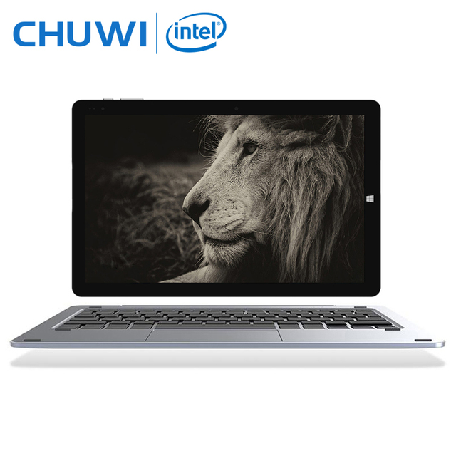 Chuwi Hibook Pro 10.1 inch Tablet PC Intel Z8300 Atom X5 Cherry Trail Dual OS 64bit Windows10 tablet 4G+64G 2560*1600 Type-C 3.0