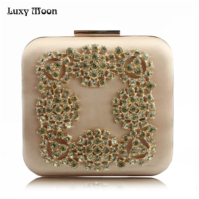 Luxy Moon Diamond Clutch Bags for Women Handbag Evening Bags Chain Wedding Purse Wallet Party Shoulder Bags Black feminina ZD676 карабин black diamond black diamond rocklock twistlock