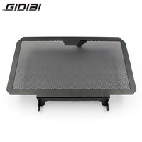Black For Honda CBR500R CBR 500R 2013 2014 2015 Motorcycle Radiator Guard Protector Grille Grill Cover Fuel Tank Protection Net