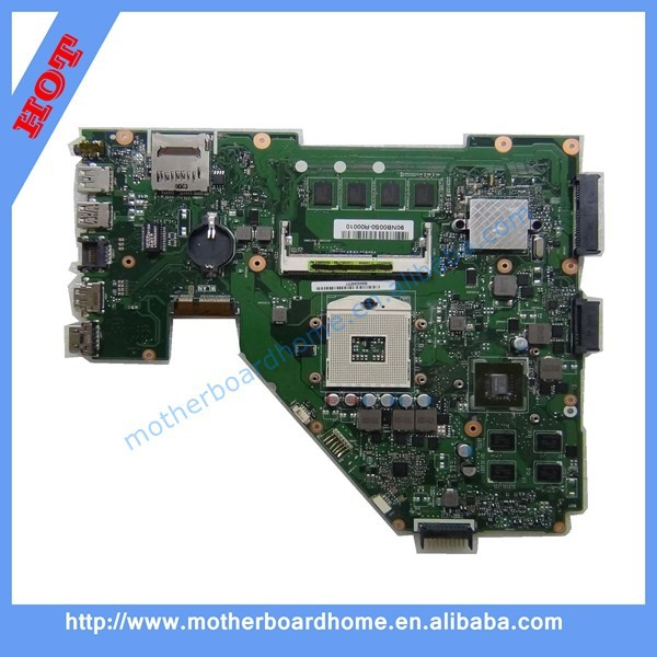X550VC Laptop Motherboard X550VC X550CC 8 pcs chips 4GB DDR3 REV3.0 Mainboard fully tested & free shipping for msi ms 10371 intel laptop motherboard mainboard fully tested works well
