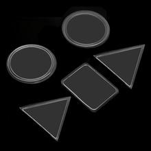 Sticky гель pad анти-слип Коврики Планшеты телефон кронштейн прозрачные стены Стикеры автомобильный держатель мобильного телефона Нескользящие Коврики