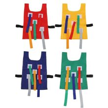 Children's toys Outdoor sports game Vest Kindergarten grab tail Children Training Equipment Group game props Hot Sale(China)