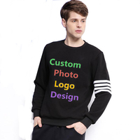 2017 Custom Logo Design Sweatshirt For Women Men Winter Warm Long Sleeve Bts Sportswear Cotton Hoodies
