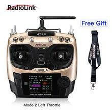 Радиоприемник и передатчик R9DS 2,4G Радиоконтроллер для дрона/мультикоптера/вертолета режим самолета 2