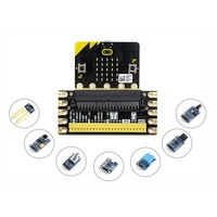BBC micro:bit sense pack, comes with edge connector breakout, several common used sensors .