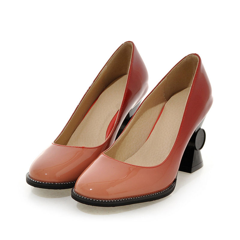 Patent Red Heels Promotion-Shop for Promotional Patent Red Heels ...