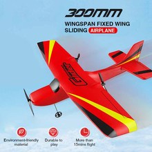 Z50 RC Plane EPP Foam Glider Airplane Gyro 2.4G 2CH RTF Remo