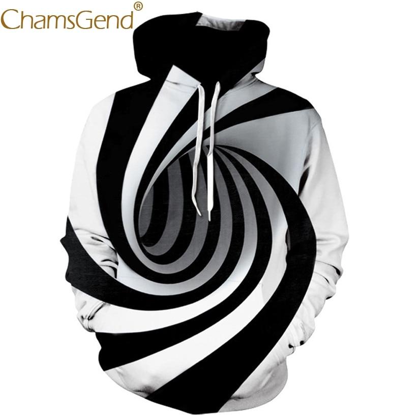 Newly Design Cool Mens 3D Black White Paisley Print ...