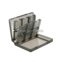 Black 28 In 1 Game Memory Card Case Cover Holder Cartridge Storage For Nintendo 3DS