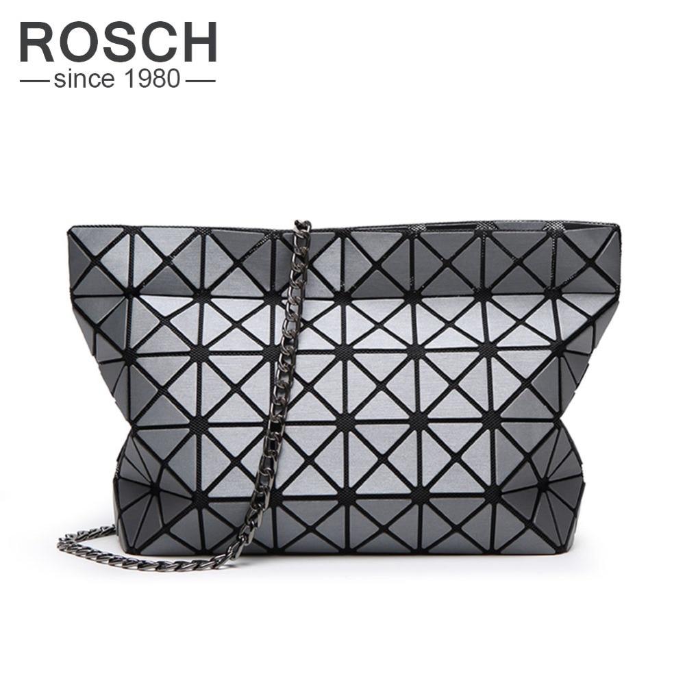 Women Famous Brands Luxury Baobao Bag Chain Ladies Messenger Bags Geometry Style Ladies Crossbody Chain Bag Women's Shoulder Bag
