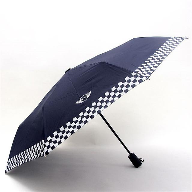 Mini Cooper Logo Umbrella (2 Colors)