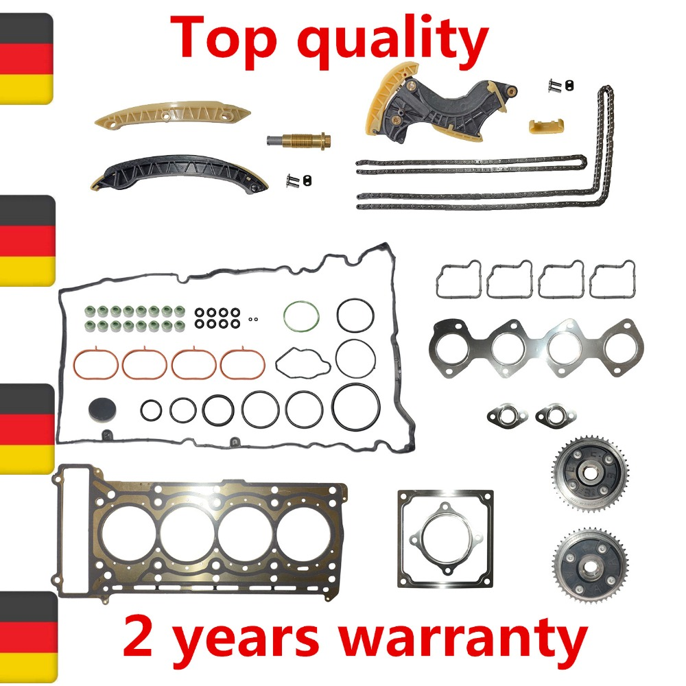 2710501047, 2710501247, 2710500847, VVT PULLEY TIMING CHAIN KIT FOR MERCEDES C CLASS Petrol 2002-ON M271 E CL 1.8L