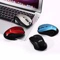 Портативный 2.4 Г Беспроводная Мышь Мыши Для Компьютера PC Ноутбук Мыши 2400 ТОЧЕК/ДЮЙМ Игры 6 Ключ