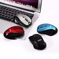 Portable 2.4G Wireless Mouse Mice For Computer PC Laptop Mice 2400DPI Game 6 Key