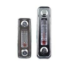 ALS-3 LS-5 M10 M12 резьба уровня жидкости Датчик температуры гидравлического масла рычаг метр топливный бак термометр