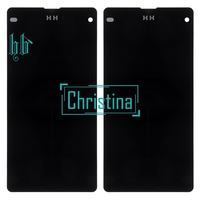 20pcs HH Z1mini LCD For Sony Xperia Z1 Compact M51W D5503 Z1 Mini LCD Display With Touch Screen Digitizer Free Shipping