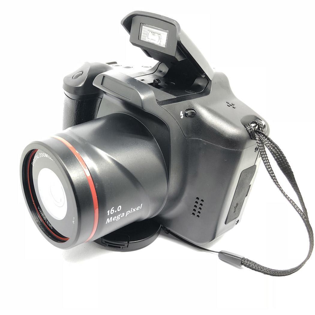 Handheld 1600 Million 1080P 16X Recording Stylish design with distinctive look. Digital Video USB 2.0 Camera(China)