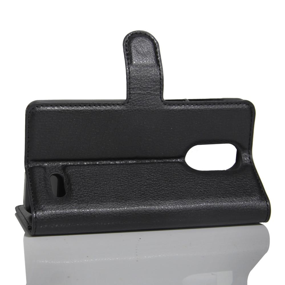 Leagoo M5 Väska 5,0 tums lyxig PU-läder bakomslag för Leagoo M5 - Reservdelar och tillbehör för mobiltelefoner - Foto 5