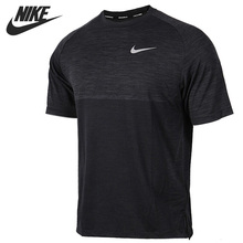 Original New Arrival NIKE DRY MEDALIST TOP SS Men's T-shirts short sleeve Sports