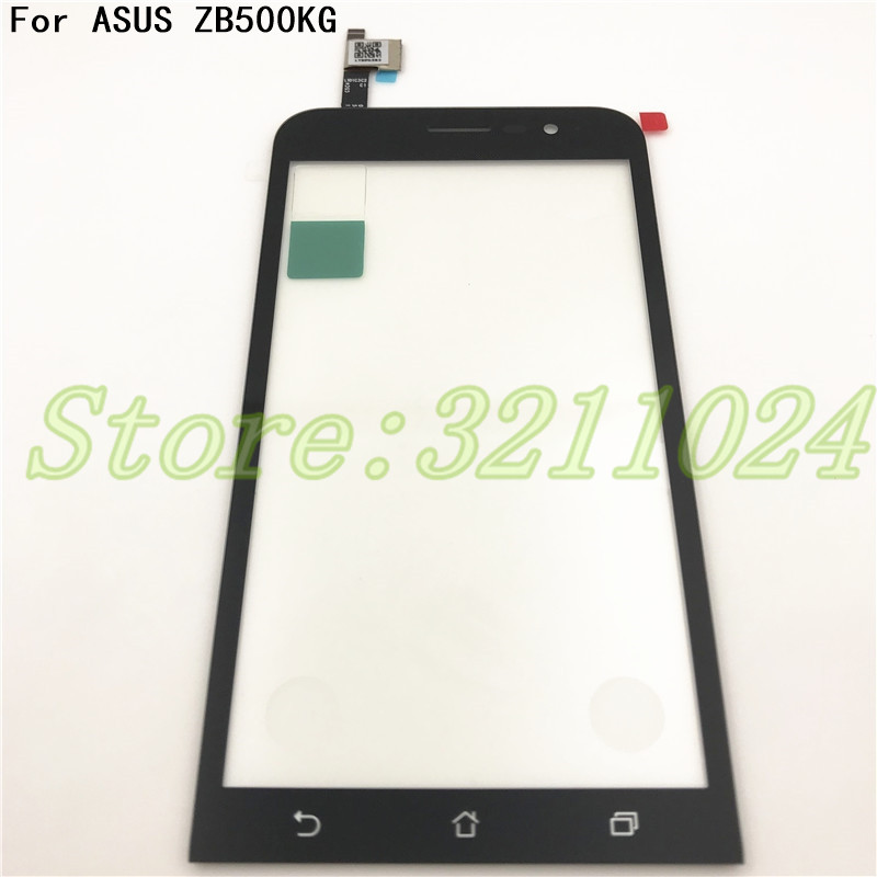 5,0 ''Für Asus Zenfone Gehen 5 Lite ZB500KG Digitizer Touch Screen Panel Sensor Objektiv Glas Ersatz + Werkzeuge