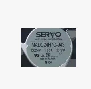MADC24H7C-943 1.05A 25.2 W 17cm17251 ventilador inversor 24 V