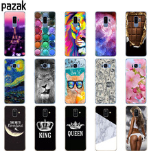Silicone phone case cover for Samsung Ga