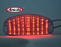 Arashi For HONDA SHADOW VLX 99 05 HADOW SPIRIT 1100 Motorcycle Turn Signal Tail Lights LED Brake Lamps