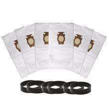 купить Dust Bag Vacuum Cleaner Part for Kirby Sentria 204808/204811 Universal F/T Series G10,G10E Dustbags for KIRBY Sentrial,18pcs недорого
