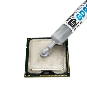 Image 2 - 고성능 GD900 회색 열 전도성 그리스 붙여 넣기 실리콘 석고 방열판 화합물 순 중량 7 그램 SY7 용