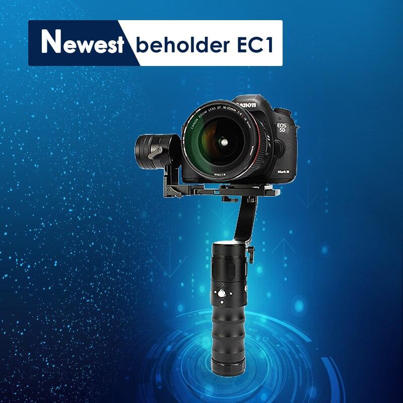 bilder für Kostenlose geschenke Betrachters EC1 32-bit 3-achsen Handheld 360 grad Endlosen kamera Gimbal für A7S Canon 6D 5D/7D & DSLR Kameras VS DS1