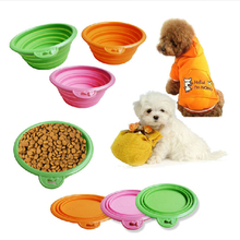 Portable Water and Food Bowl for Dogs